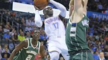 Basketball: Starker Schröder verliert zum NBA-Start