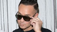 Mike 'The Situation' Sorrentino Just Got a Blood-Drenched Facial
