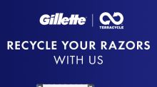 Gillette® and TerraCycle Partner to Make All Razors Recyclable Nationwide