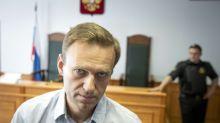 Russie: A peine sorti, l'opposant Alexeï Navalny condamné à 20 jours de prison