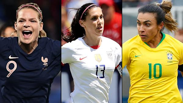 Yahoo Soccer predictions for the 2019 FIFA Women's World Cup