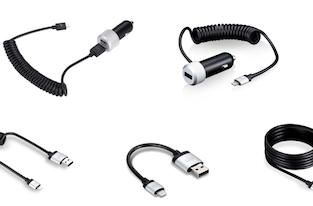 Charging products from JustMobile: Review and giveaway