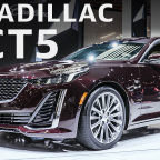 Cadillac CT5 at the New York Auto Show: 'Super Cruise' in a smaller package