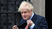 What time is Boris Johnson's announcement about new local lockdown rules?