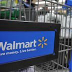 Walmart sales beat expectations as online volume rises 67%