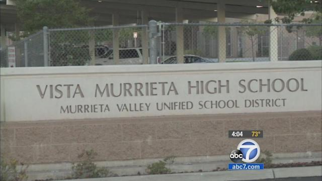 2 Murrieta teens in court for alleged sex crimes