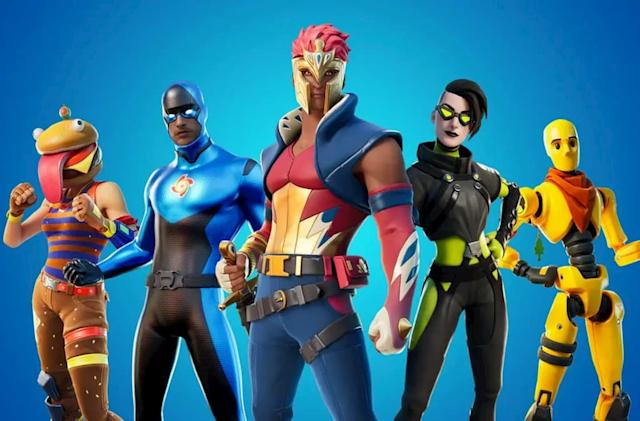Fortnite's next-gen upgrades include haptic feedback and dynamic visuals