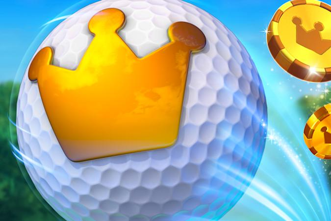 'Golf Clash' game from Playdemic