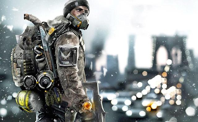 'The Division' is being turned into a movie
