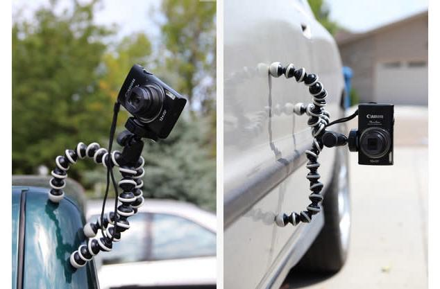 How to make a magnetic iPhone Gorillapod for $25