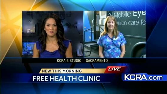 Free health screening in Sacramento