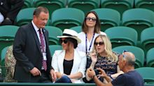 Fußball-Selfie mit Royals wird mit Meghans Wimbledon-Fehltritt verglichen