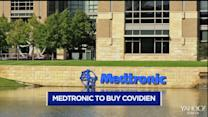 Medtronic to buy Covidien and head to Ireland
