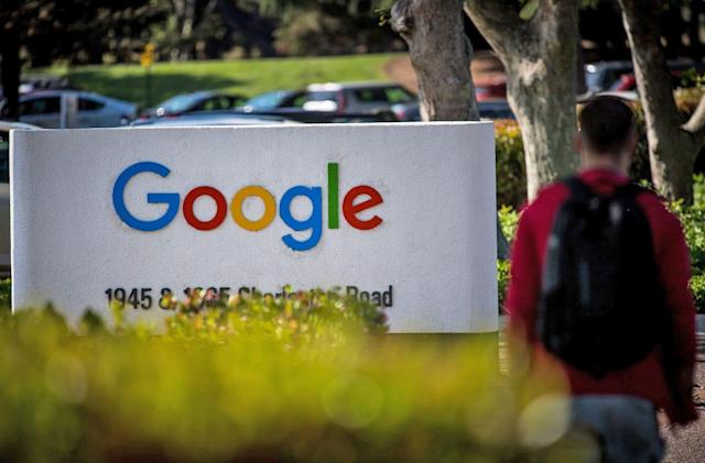 Lawsuit accuses Google of hefty payouts to execs accused of misconduct