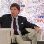 Dominating Tucker Carlson in a Debate: The Rutger Bregman Edition