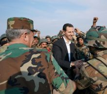 Syria's Assad vows support for Kurds against Turkey assault