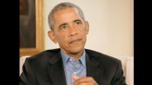 Barack Obama says the birther conspiracy 'angered' him