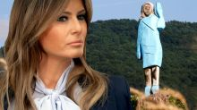 Does Melania 'Really Care'? In Her Birthplace Women Blast Her 'Shameful' Complicity With Trump Agenda.
