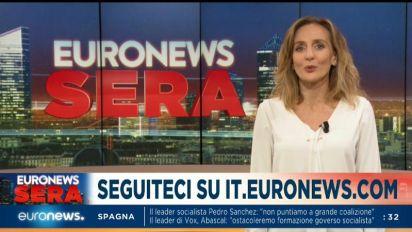 Euronews Sera   TG europeo, edizione di lunedì 11 novembre 2019