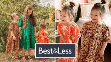 Best&Less' $15 girls dresses have mums raving: 'Gorgeous!'