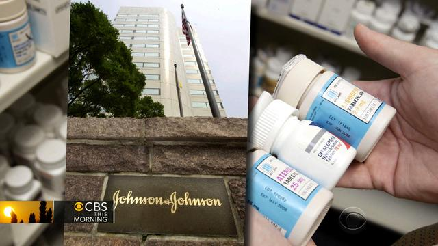 Johnson & Johnson to pay $2.2B to resolve charges