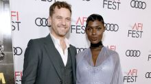 Jodie Turner-Smith and Joshua Jackson welcomed daughter at home because of higher mortality rates for Black mothers: 'Systemic racism'