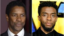 Chadwick Boseman's once-secret benefactor Denzel Washington pays tribute