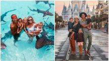 Couple gave up corporate rat race to travel the world with their kids