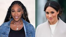 Serena Williams Creates Specific Pieces in Her Fashion Line Just For Meghan Markle