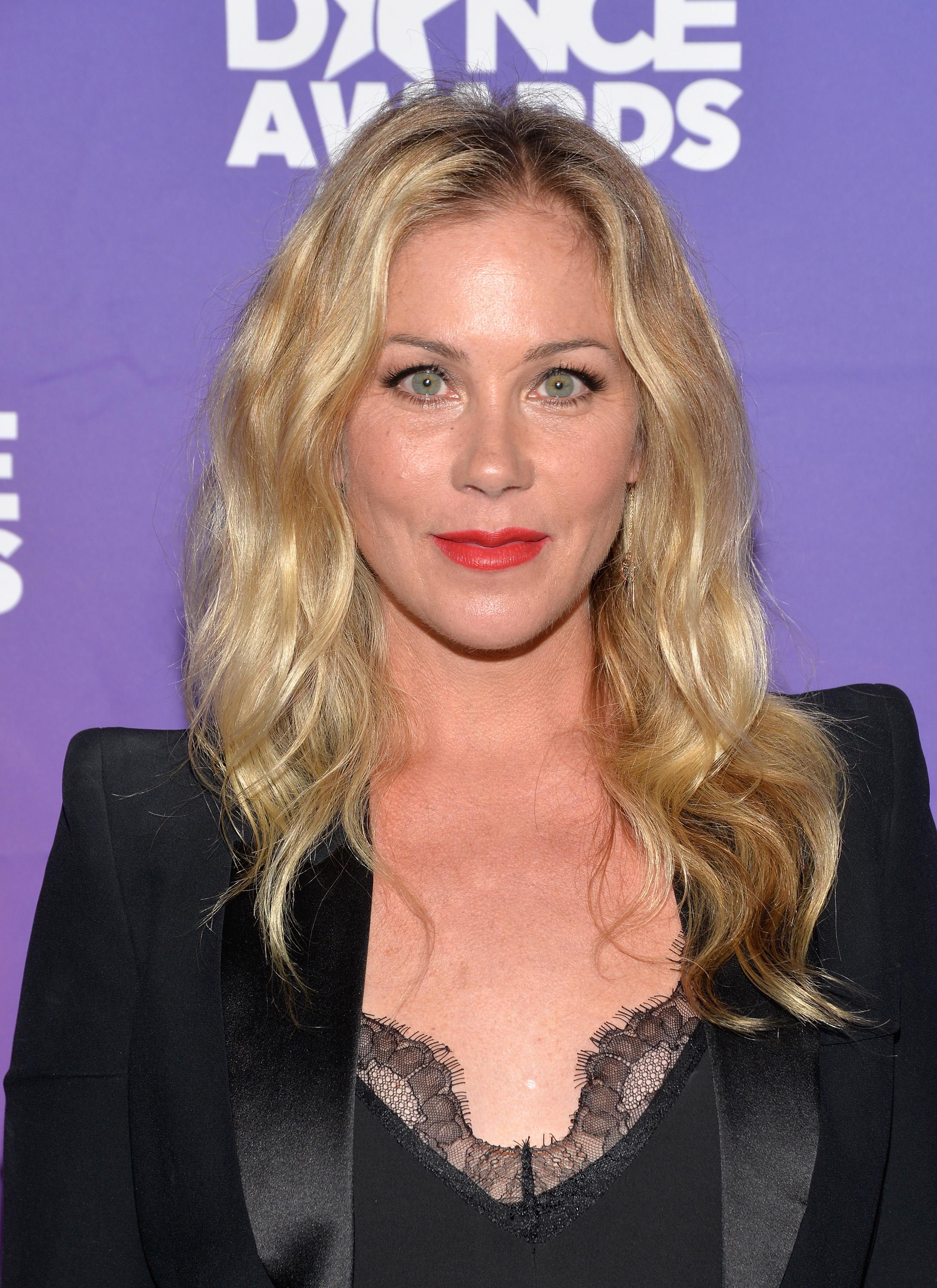 Watch Christina Applegate video