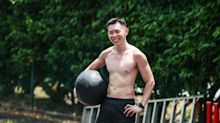 Singapore #Fitspo of the Week: Ivan Chan