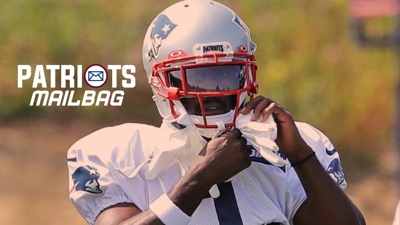 Saturday Bag: Possible plan for Antonio Brown; how Patriots cope if Marcus Cannon's down