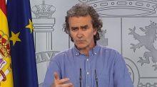 Twitter se llena de preguntas para Fernando Simón tras lo que le ha pasado en las últimas ruedas de prensa