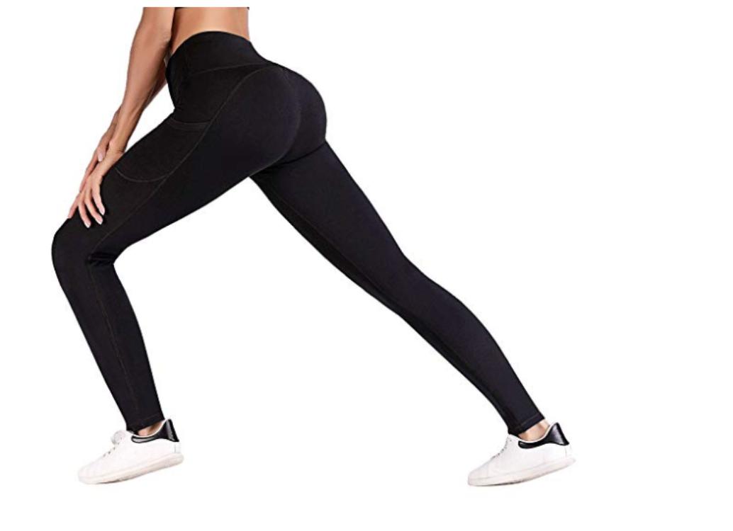 867853d96f Amazon best-seller: Iuga yoga pants, under $25