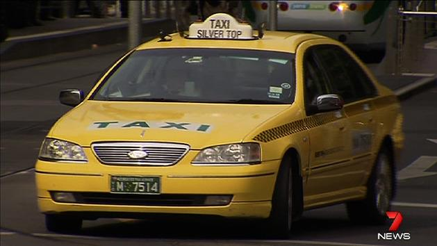 Taxi customers slugged at weekends