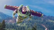 """Frau sieht wie Buzz Lightyear aus """"Toy Story"""" aus - findet zumindest ihr Personal Trainer"""