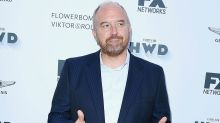 Louis C.K. gets standing ovation for surprise set, but social media is quick to boo him: 'A remorseless charlatan'