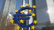 Euro hits year-high against dollar; US stocks bounce
