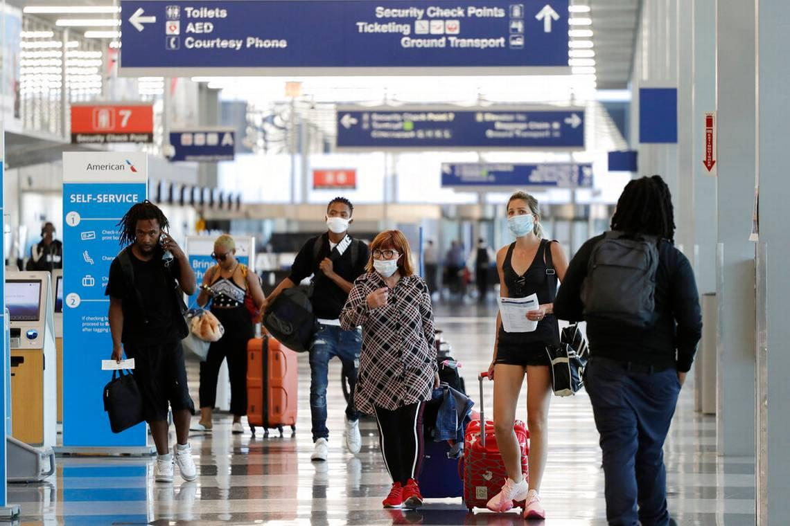 Chicago orders visitors from COVID-19 hotspots to quarantine. Is your state included?
