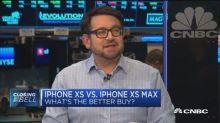 iPhone Xs has more subtle upgrades, consumers should wait...