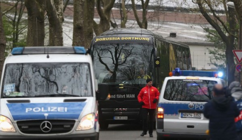 Champions League: Haftbefehl gegen mutmaßlichen BVB-Attentäter