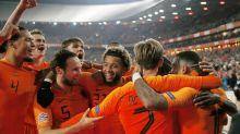 Holanda tumba 2-0 a Francia y condena a Alemania al descenso
