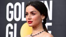 Ana de Armas Just Had a Major Twinning Moment With Angelina Jolie