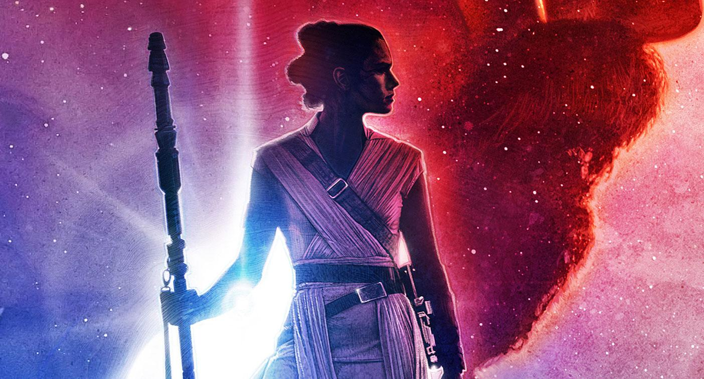 Imax Poster For Star Wars The Rise Of Skywalker Launched