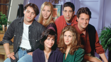 'How you doin'? You'll feel even better once you grab the complete series of Friends — get it for half off right now