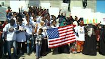 Somali Community Holds Rally, Calls For Release Of Terror Suspects