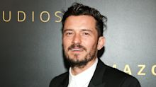 Orlando Bloom accidentally misspells son's name in Morse code tattoo