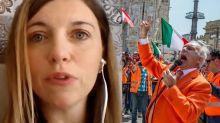 La ragazza reputa improprie e vergognose le proposte di Pappalardo