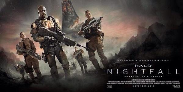 Halo: Nightfall trailer shows a guardian of the galaxy in action