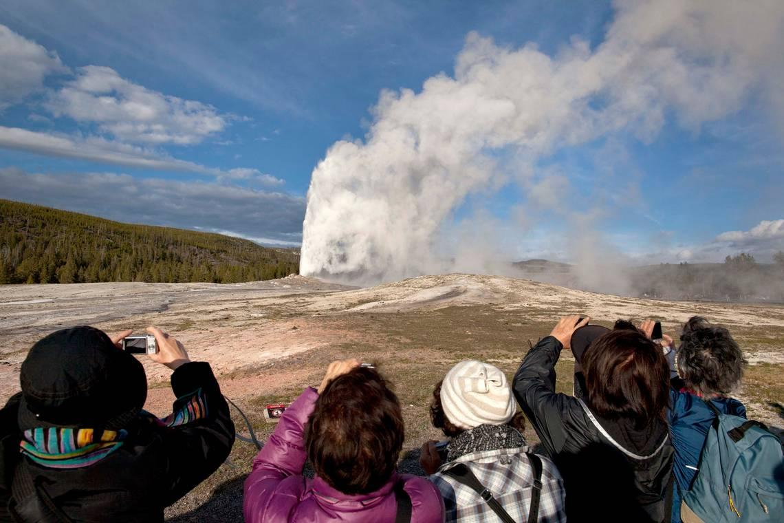 More than 100 earthquakes rattled Yellowstone in June — but that's OK, experts say